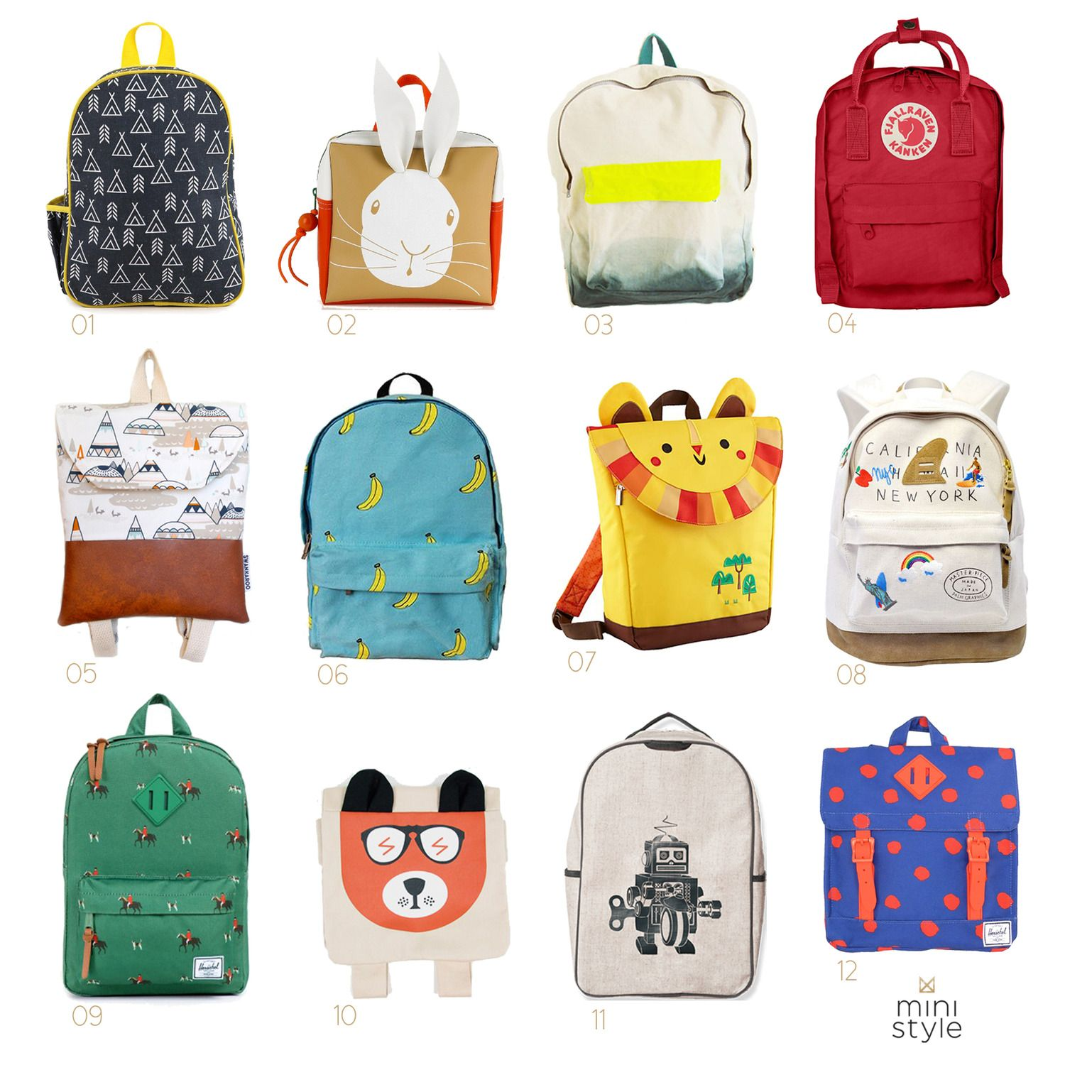 ... Kids Backpack Boys and more! Back-to-School Backpacks — mini style 49462163ddf46
