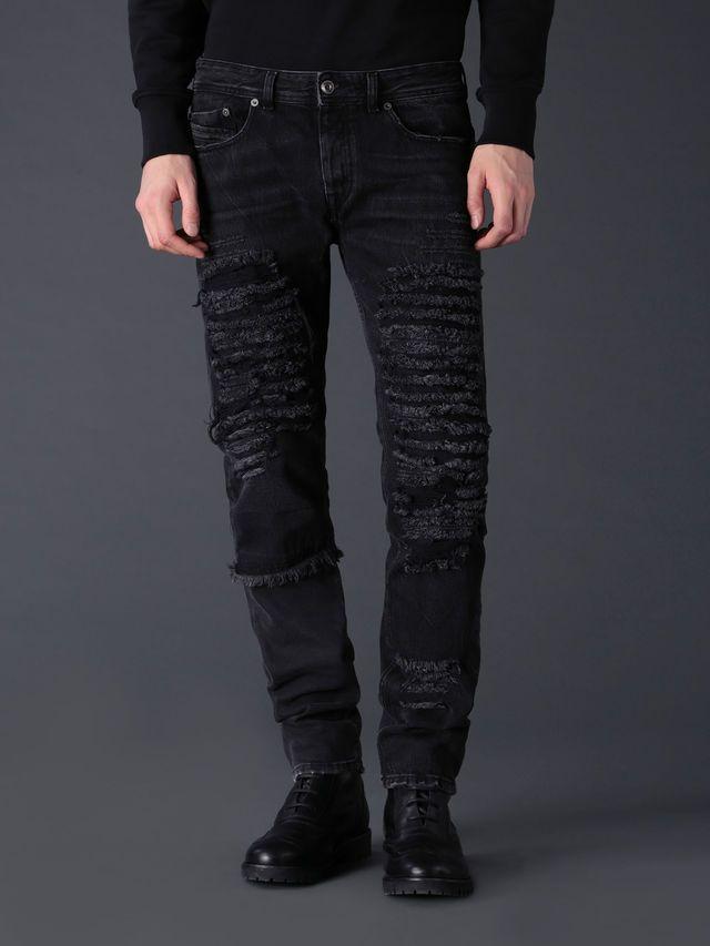 3b3b8fc8 Diesel Black Gold TYPE-2510, Black   Denim   Jeans, boots, Jeans ...