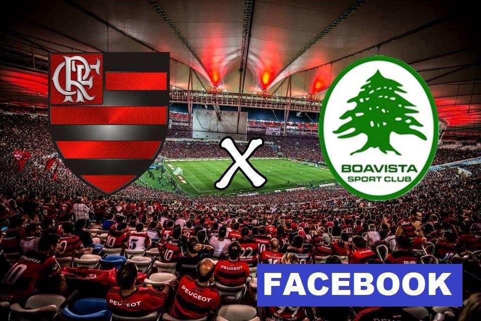 Assistir Transmissão do Flamengo x Boavista AO VIVO Online