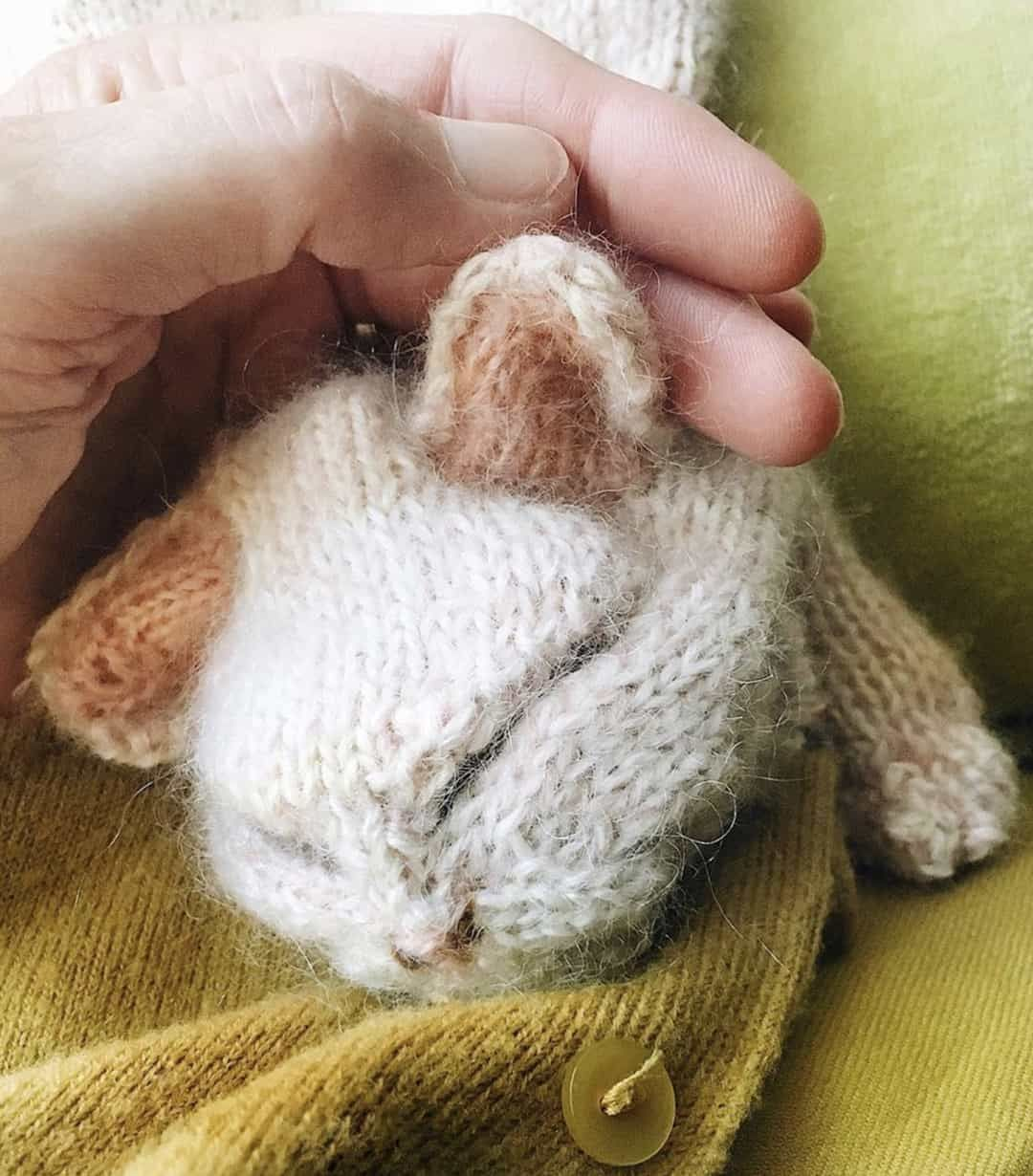 How to knit a cat – knitting pattern and expert tips - From Britain with Love