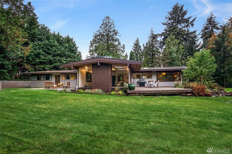 Fred Bassetti And Midcentury Modern Go Together Like Seattle And