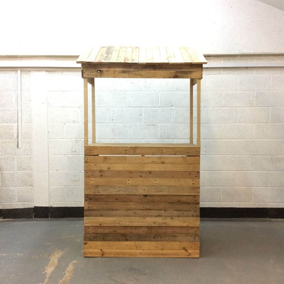 reclaimed wood pallet bench. Reclaimed Wood, Pallet Furniture Market Stall Wood Bench