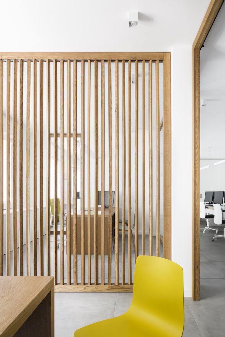 frame a doghe verticali New office ARO in Cavaria Pinterest - beleuchtung für schlafzimmer