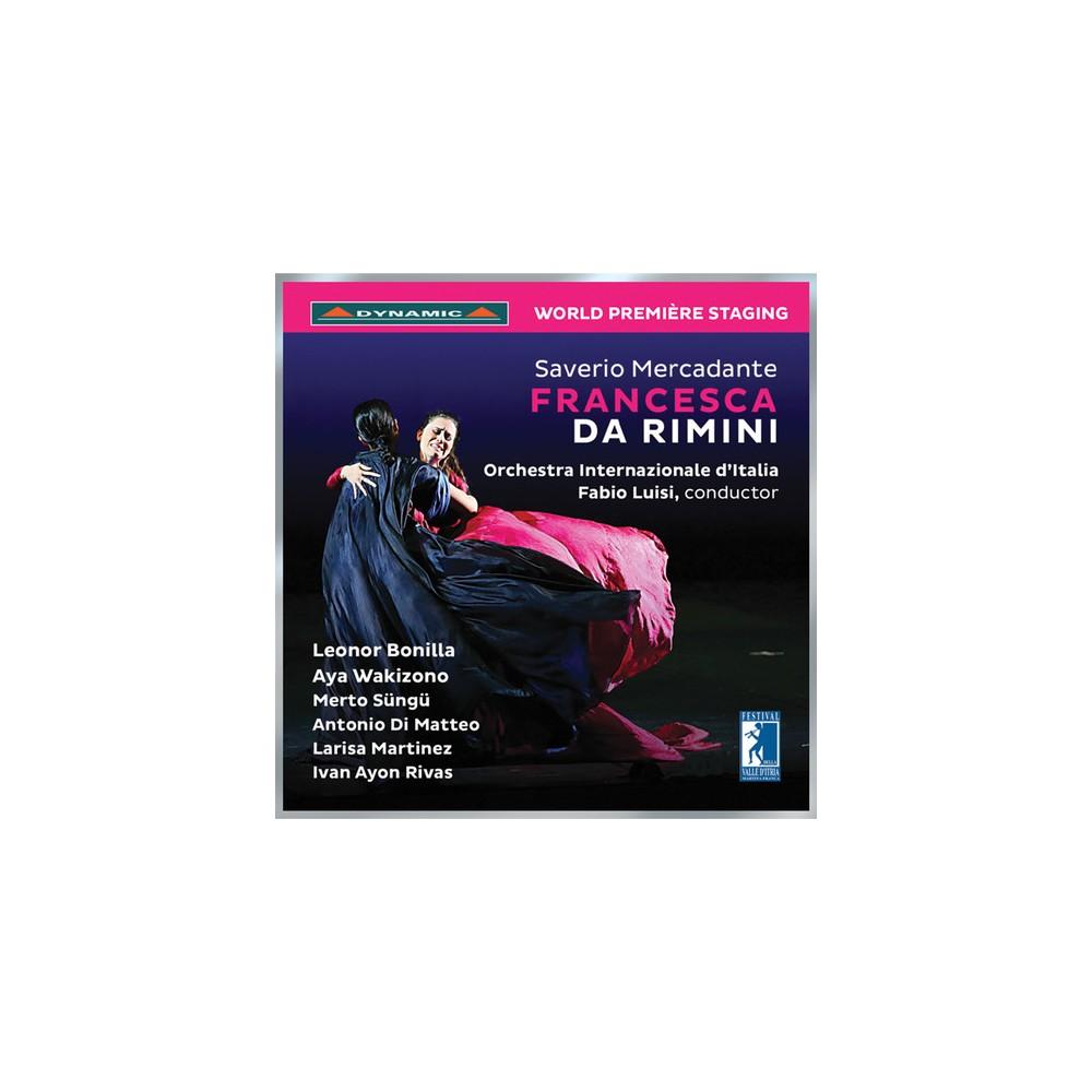 Mercadante & Luisi & Bonilla & Di Matteo - Saverio Mercadante: Francesca Da Rimini (CD)