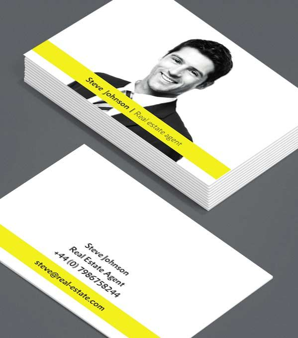 Browse Business Card Design Templates Moo Europe Realtor Business Cards Photo Business Cards Business Card Template Design