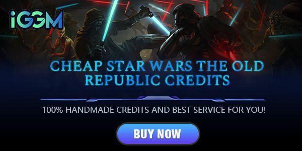 Buy SWTOR Credits