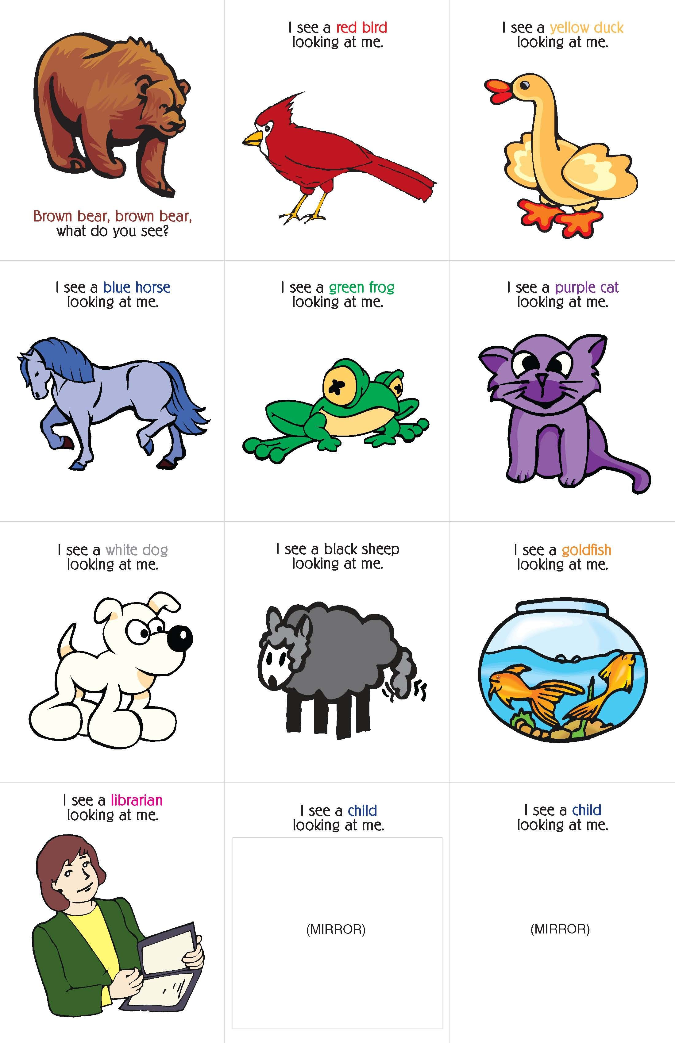 Pin On Early Literacy Activities