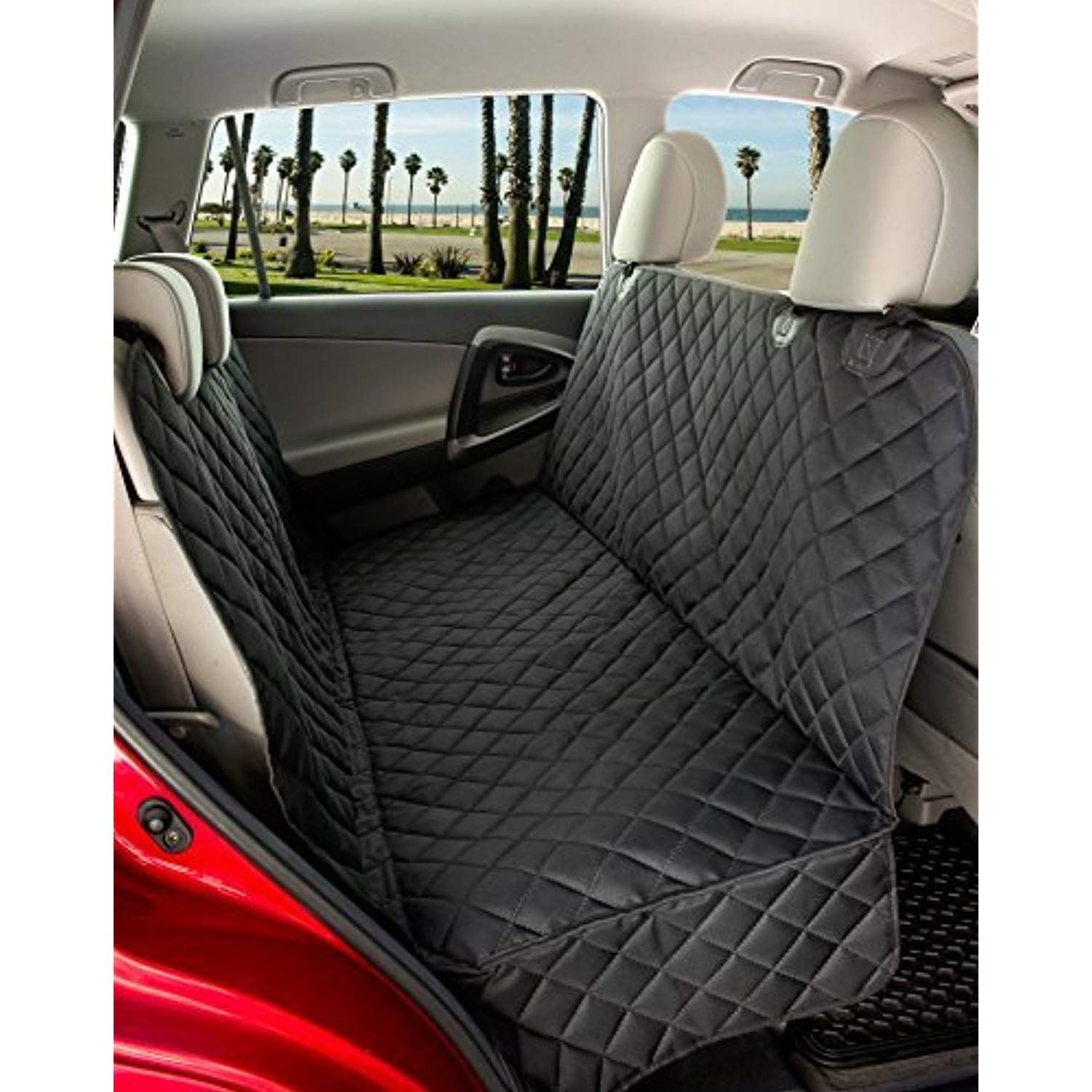 Pleasant Dog Seat Cover Car Seat Cover Hammock For Cars Trucks And Onthecornerstone Fun Painted Chair Ideas Images Onthecornerstoneorg