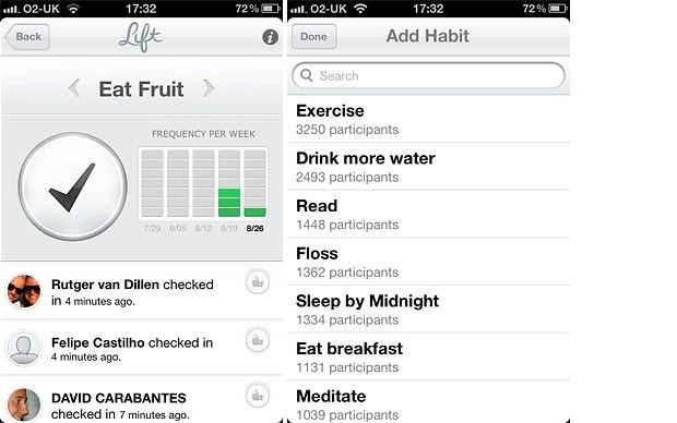 The Lift App Brings You A Daily Dose Of Motivation