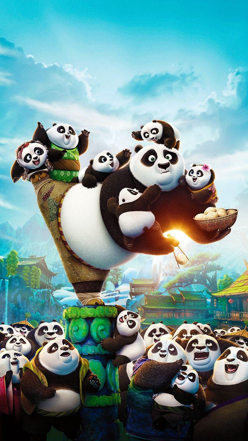 Kung fu panda 3 2016 phone wallpaper kung fu panda 3