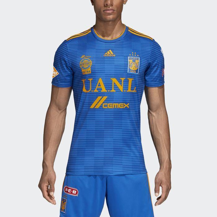 Tigres UANL Away Jersey Blue 3XL Mens e47c3f4be