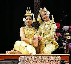 Risultati immagini per khmer dance