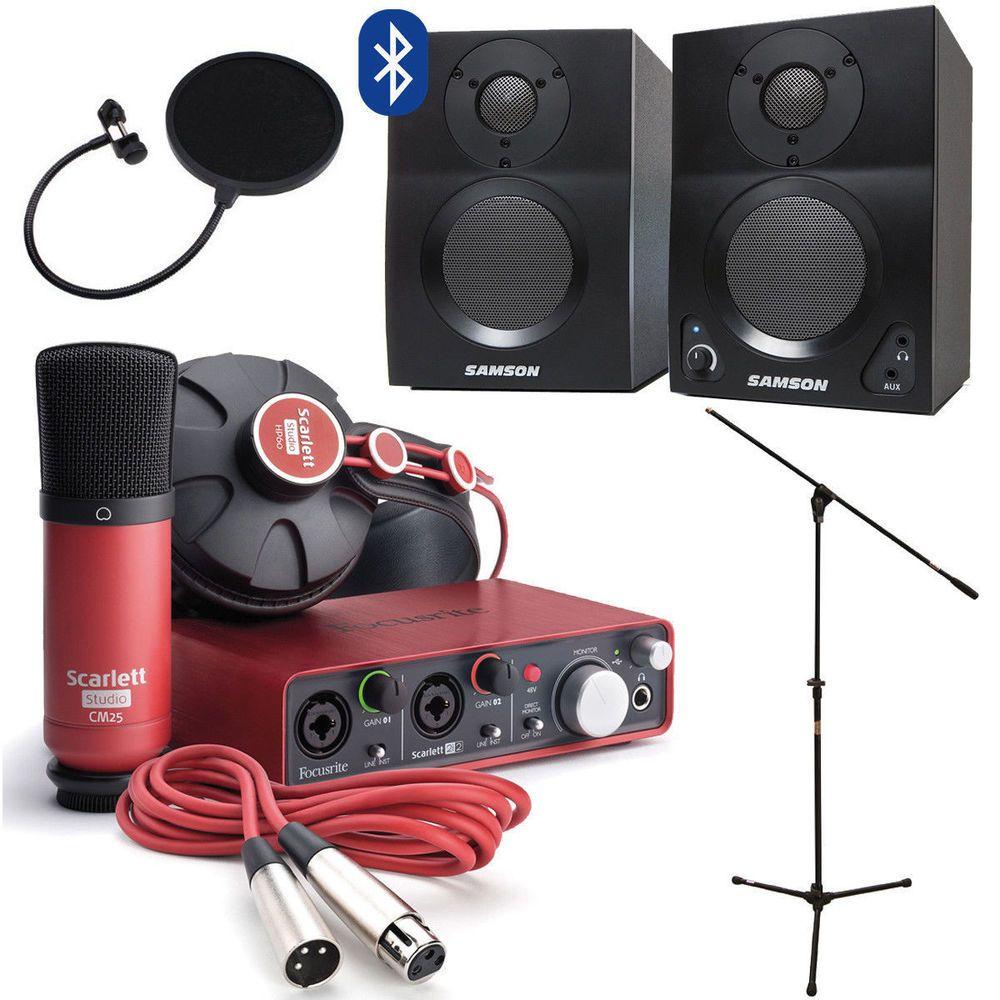 Simple Bedroom Recording Studio bedroom recording studio equipment | design ideas 2017-2018