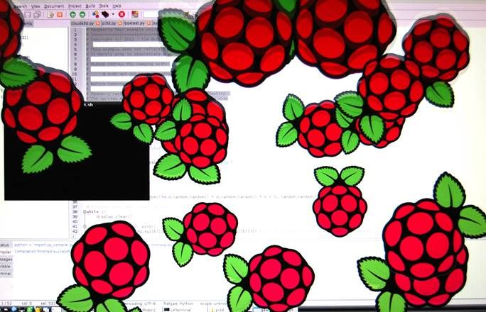 Pi3D - Playing with 3D models on your Raspberry Pi. Pi3D is a Python module that uses the 3D capabilities of the Raspberry Pi and allows kids or adults to create 3D images with very little knowledge of programming