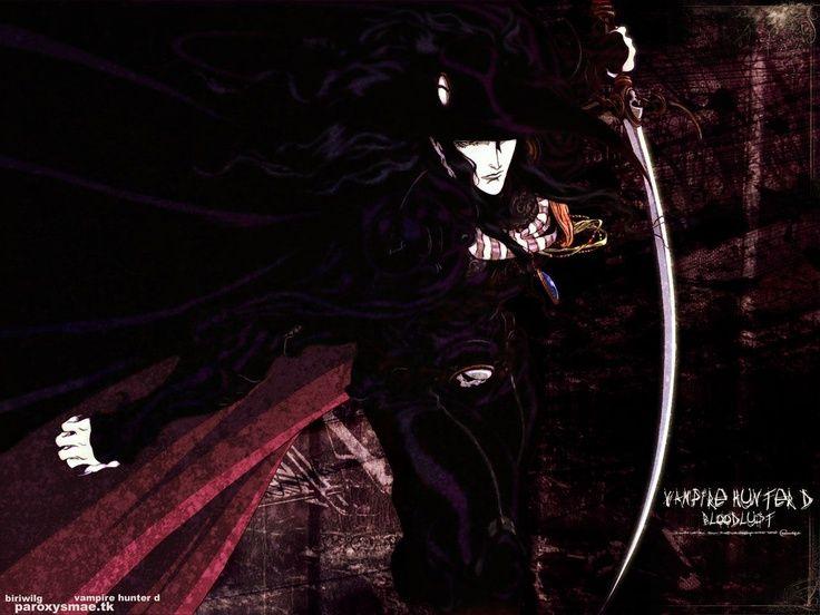 Yoshitaka Amano Vampire Hunter D Vampire Hunter Vampire