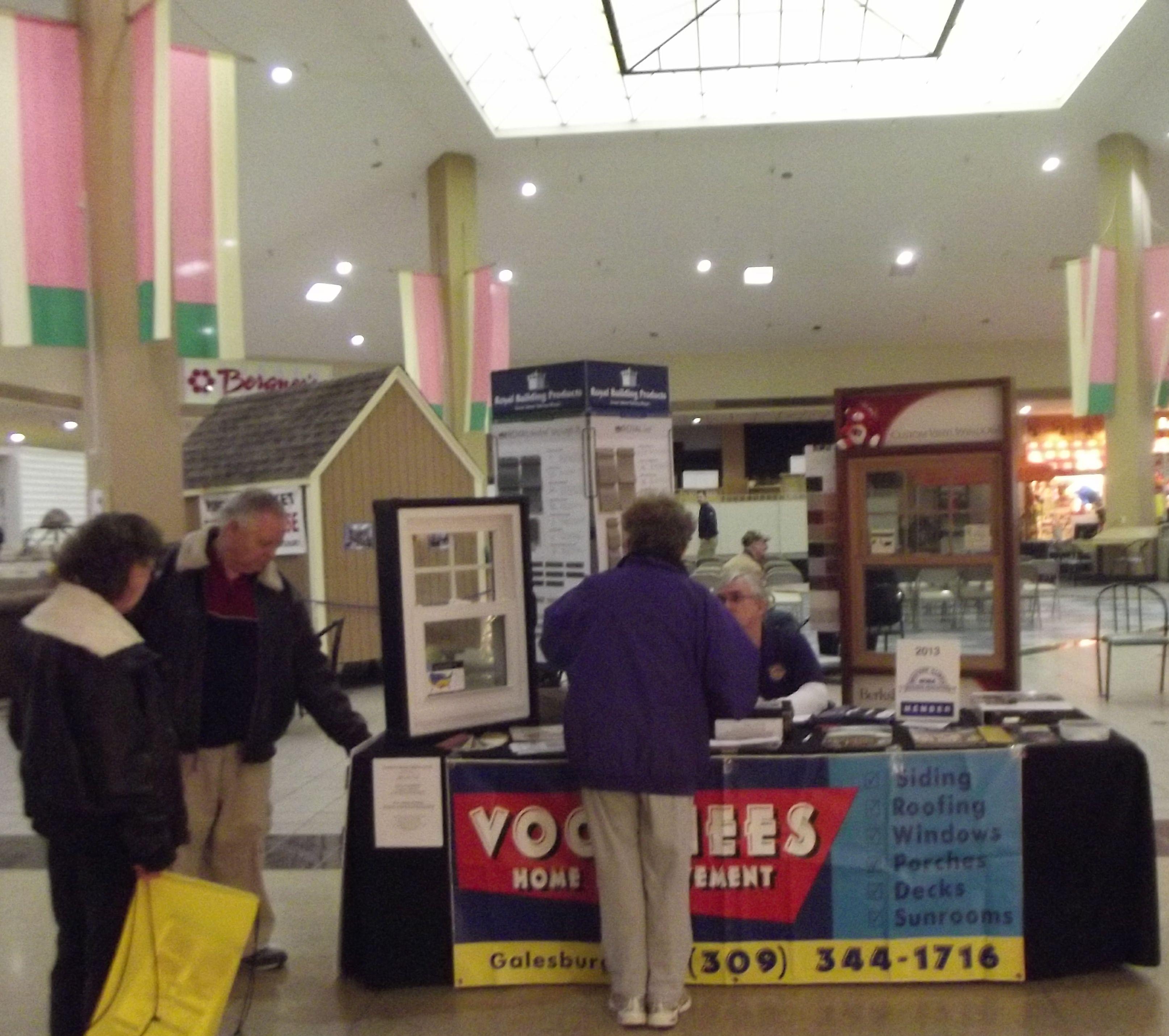 Voorhees Home Improvement 513 N Henderson St Galesburg Il