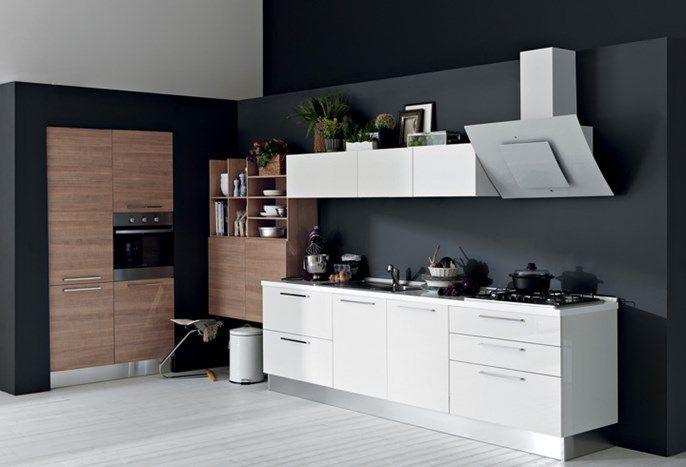 Cucina cu02 0002 cucina componibile moderna composizione for Zoccolo casa moderna