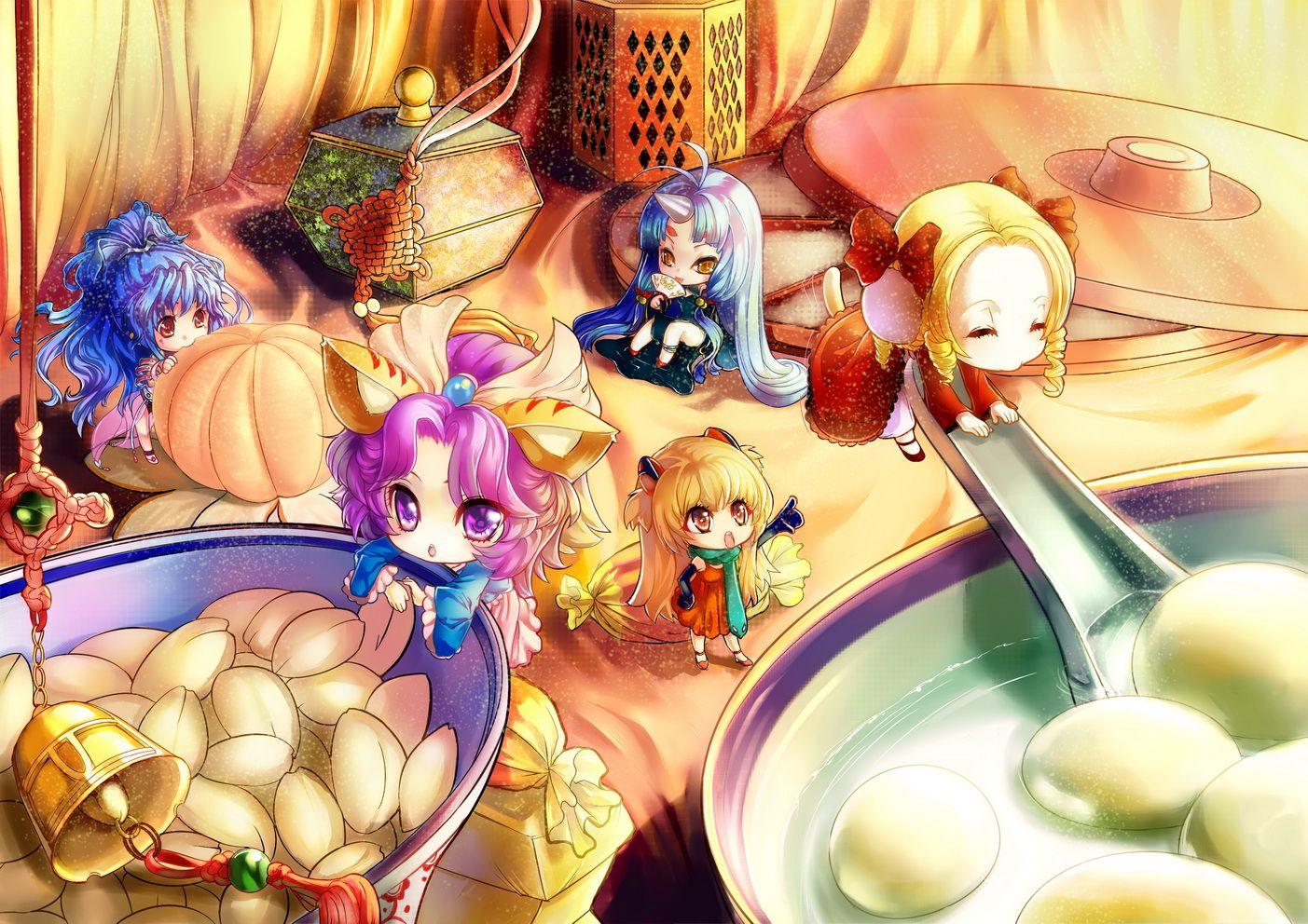 Chibi anime wallpaper google search fantasy manga - Google anime wallpaper ...