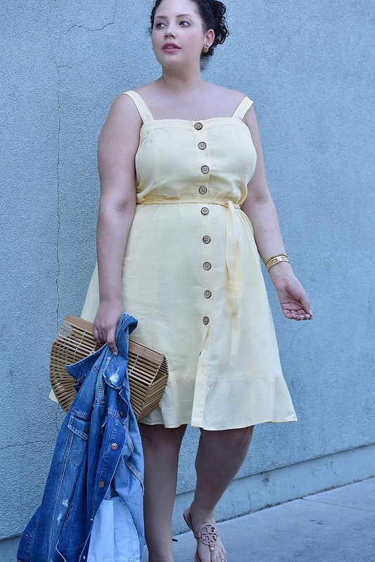 Photo of This Retro-Inspired Sundress Had me at Hello | Girl With Curves