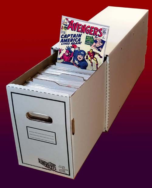The Collection Drawer Order Online Comic Book Storage Comic Book Box Storage Comic Storage