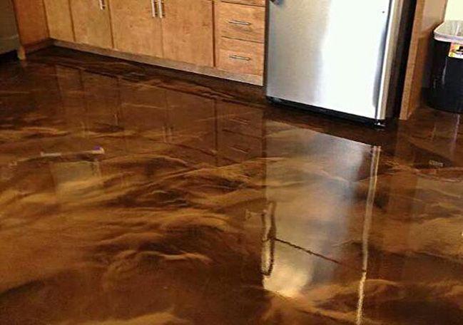 Charming Pebble Floors