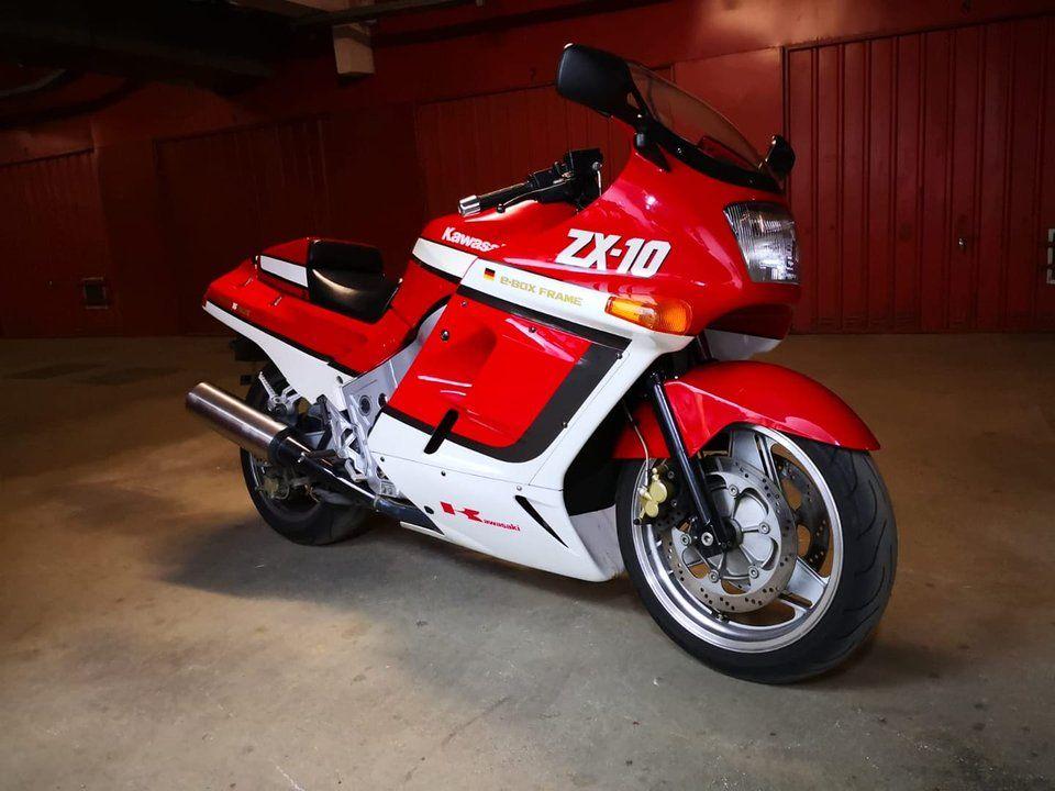 kawasaki tomcat zx 10 just 20 000 miles on it motorcycles kawasaki kawasaki bikes honda cb750