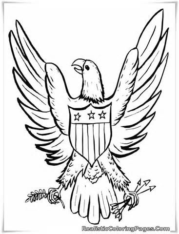 Free Printable 4th July Coloring Pages