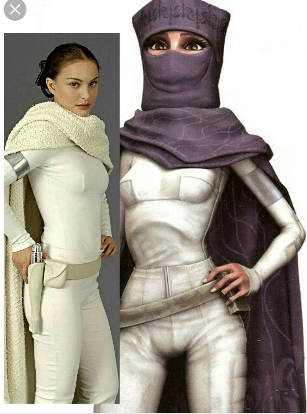 Star Wars Padme Nude 103