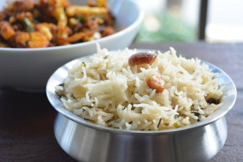 Flavoured rice with indian spices recipe flavored rice