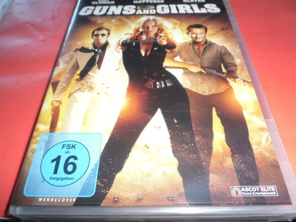 GUNS AND GIRLS           OVP/Neu 2,85 €