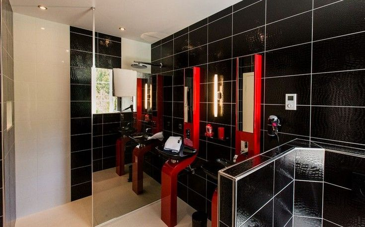 10 BATHROOM COLOR SCHEMES FOR EMBELLISH YOUR DECOR http://maisonvalentina.net/blog/bathroom-color-schemes-embellish-decor/ #bathroomdecor #bathroomcolor #colorfulbathroom #bathroomtrends #bathroomdesign #luxurybathrooms
