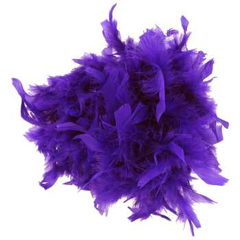 Purple 6 Chandelle Feather Boa Hobby Lobby 268292 Purple Feather Princess Tea Party Party Girls