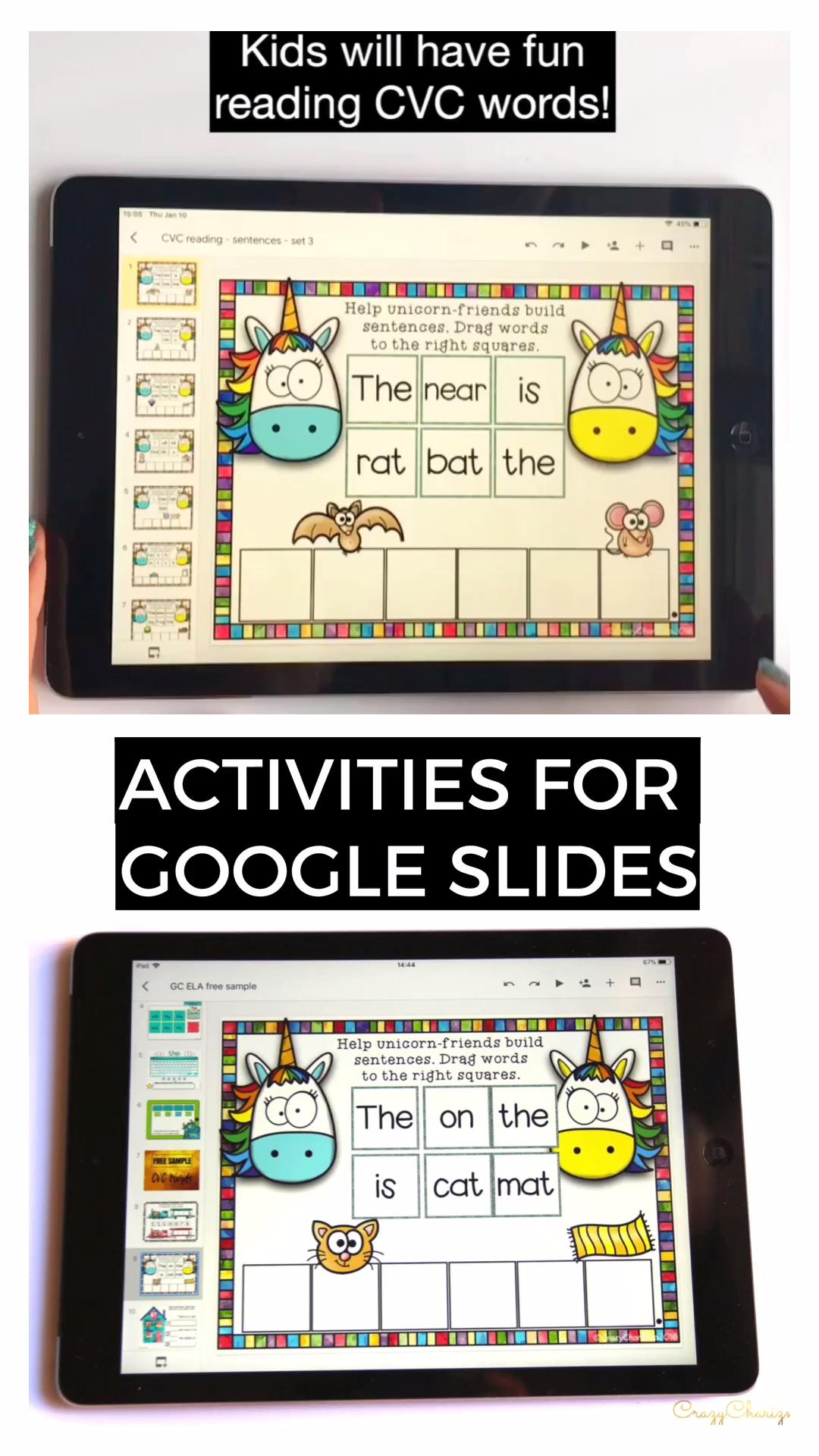 Word Work Activities For Kindergarten Google Classroom Activities Video In 2020 Google Classroom Kindergarten Google Classroom Activities Google Classroom