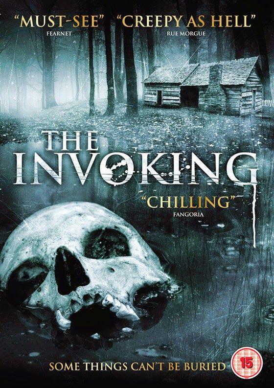 Movie Review The Invoking (2013) Halloween night movie