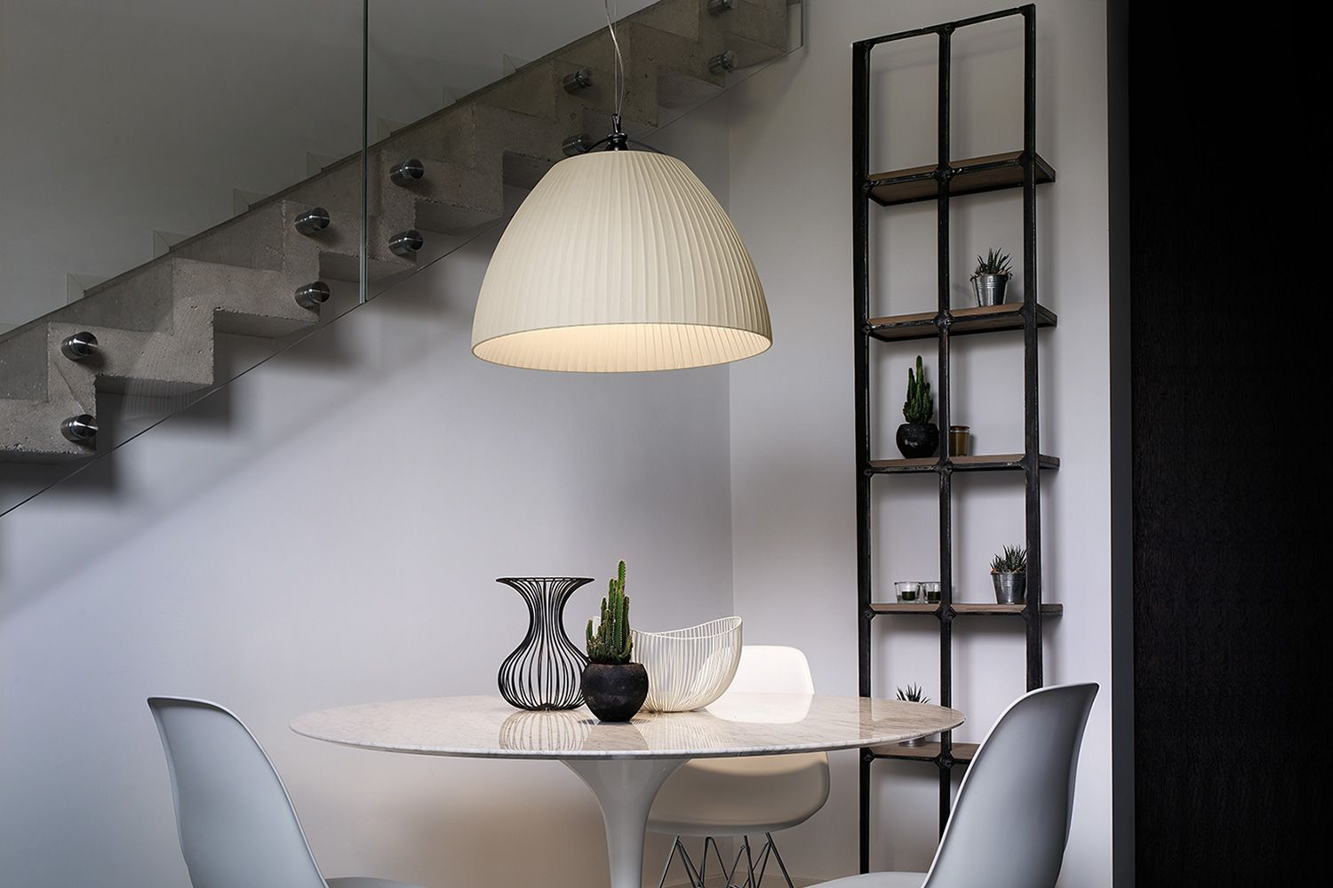 Luxury Italian Olivia Suspension Lamp Modern Dining Room Lighting Design At Cassoni