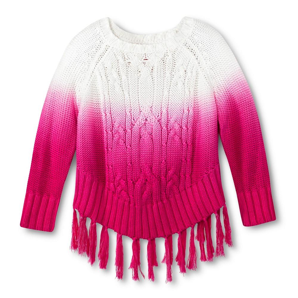 Toddler Girls' U-Knit Hombre Sweater - P