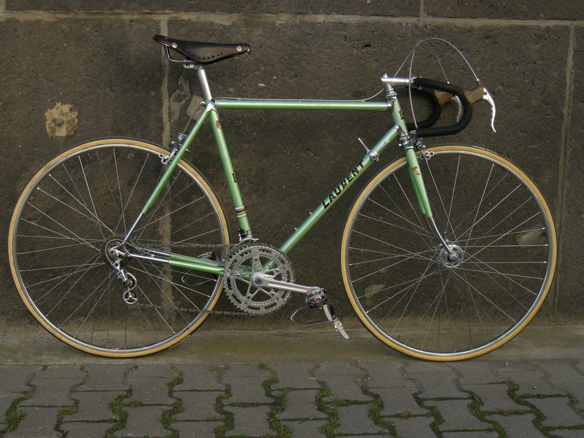 Velo Course Bernard Carre Vintage Racing Bike Classic Road Bike Steel Bike