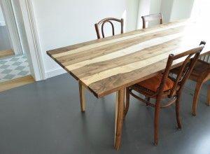 Beautiful Walnut Table.