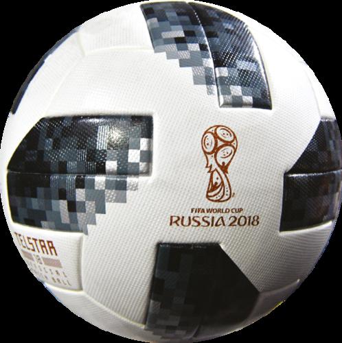 A Bola Adidas Telstar 18 5x5 Copa Do Mundo FIFA Futsal é composta de  Poliuterano Termoplástico fc467fec5262e