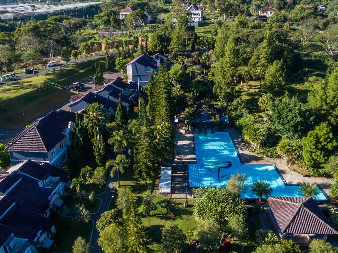 Hotel Resort Puncak Bogor Pesona Alam Tempat Pesona