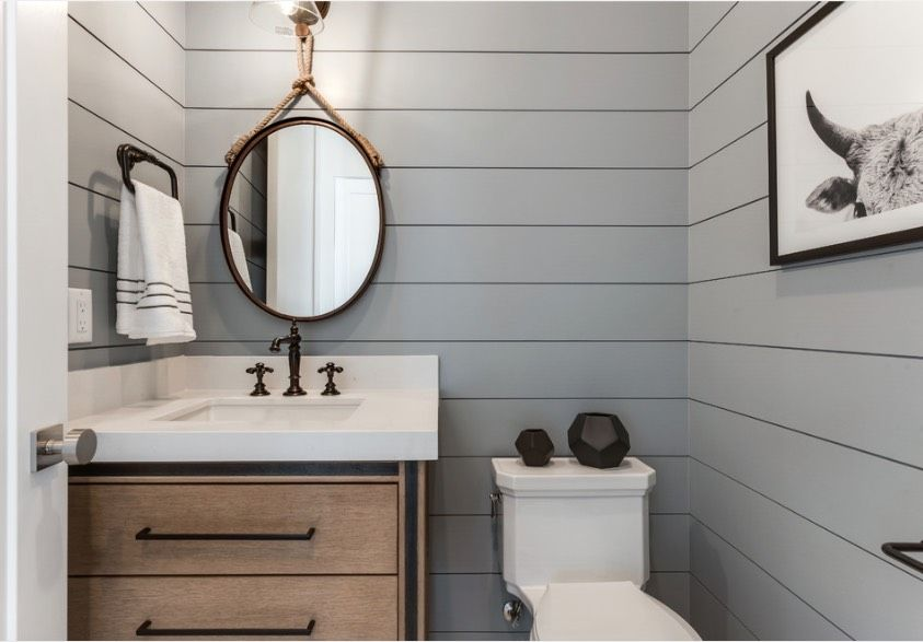 50 Powder Room Ideas That Transform Your Small Half Bath From Ordinary To Extraordinary images