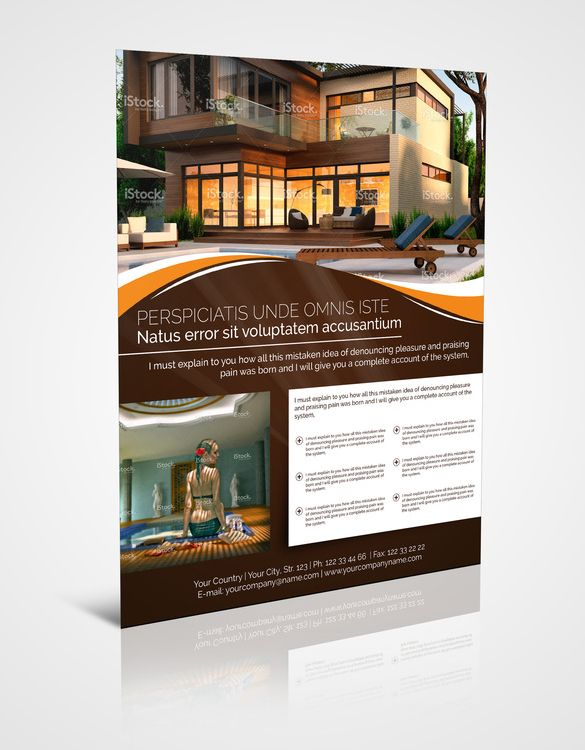 Flyer on Hotel