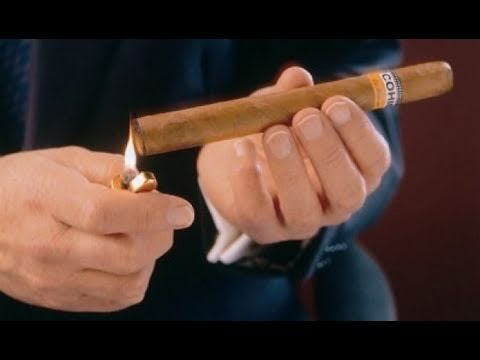 How To Light A Cigar Using The Kel Method Cigars Cigars And Whiskey Good Cigars