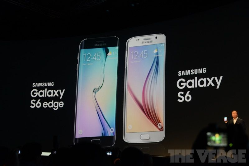 Samsung Galaxy S6 Si Samsung Galaxy S6 Edge Arena Mall Bacău