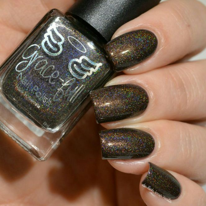 Grace-full Nail Polish - Strigon | Indie Polish Swatches | Pinterest ...