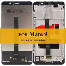 For Huawei 5 9'' Honor Mate 9 LCD Touch Screen Assembly