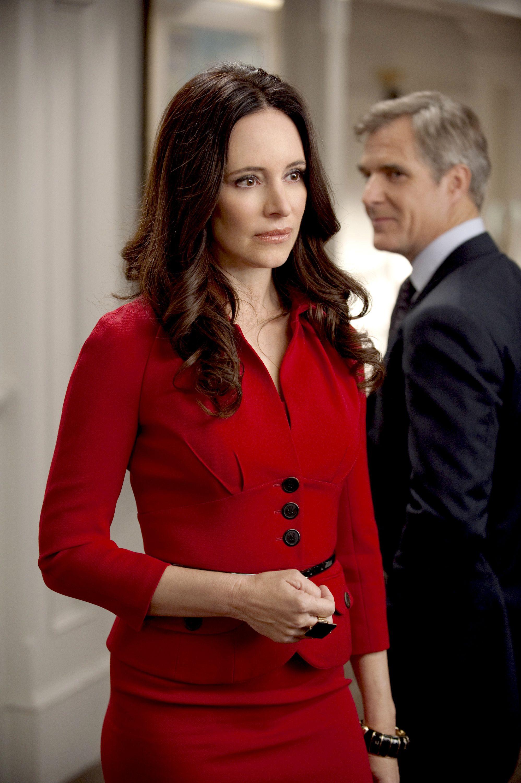 """Victoria & Conrad Grayson in """"Revenge"""""""