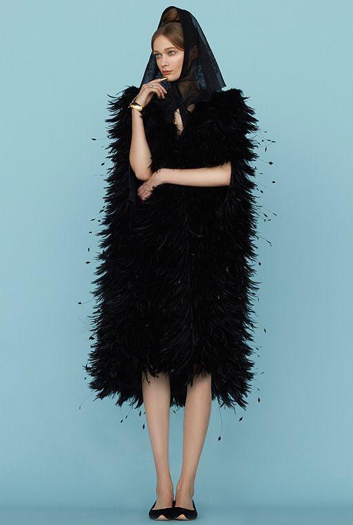 Haute Couture Spring Summer 2015 lookbook by Russian fashion brand ULYANA SERGEENKO