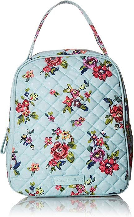 Amazon.com  Vera Bradley Iconic Lunch Bunch fc9ff6b6c7f1a