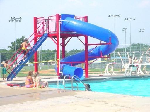 Melvin ford diving pool memorial park for Bentonville pool